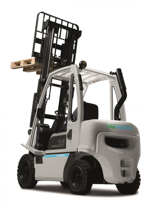 DX series - UniCarriers forklifts - Vist d.o.o.