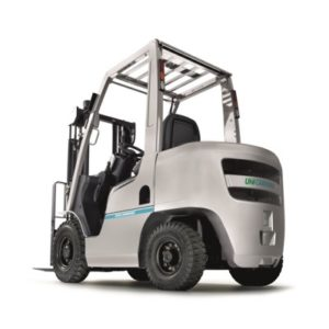 Vist d.o.o - LPG forklifts by UniCarriers